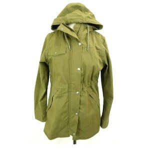 The North Face Women Utility Jacket Olive Green M